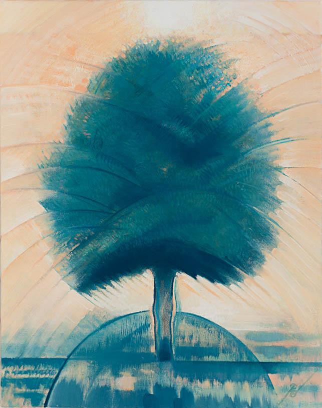 Dancing Yew Tree