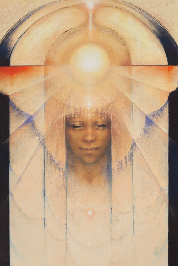 Inner Stillness - by Jaimie Cahlil